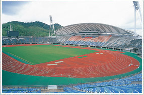 Prefectural Athletic Field